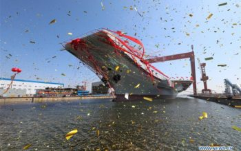 My views on China's First Domestically-built Aircraft Carrier