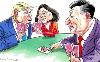 In Playing The Taiwan Card, Will It Come Up Trumps?
