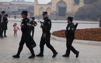 China, Xinjiang, Uygurs and Human Rights