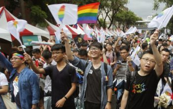 Taiwan's Gay Marriage Vote