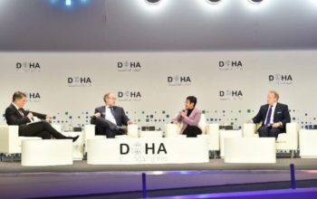 Truth, Safety and Fake News – Ressa, Spicer and Schlesinger debate in Doha