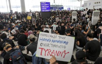Hong Kong Protests – Some Views