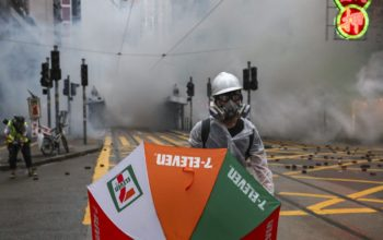 Hong Kong Chaos – Burning the City to Save the City?
